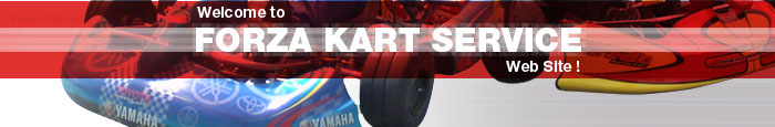 Welcom to FORZA KART SERVICE Web Site!